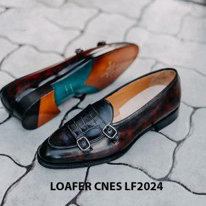 Giày không dây nam Loafer CNES LF2024 004
