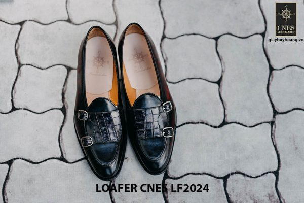 Giày không dây nam Loafer CNES LF2024 003