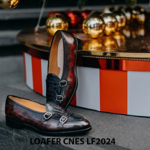 Giày không dây nam Loafer CNES LF2024 002