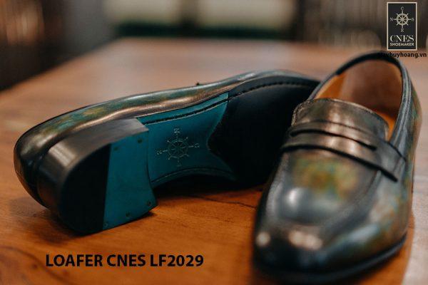 Giày lười nam chính hãng Loafer CNES LF2029 003