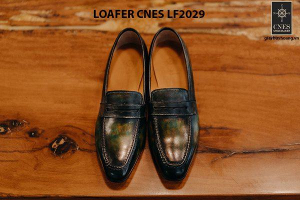 Giày lười nam chính hãng Loafer CNES LF2029 001