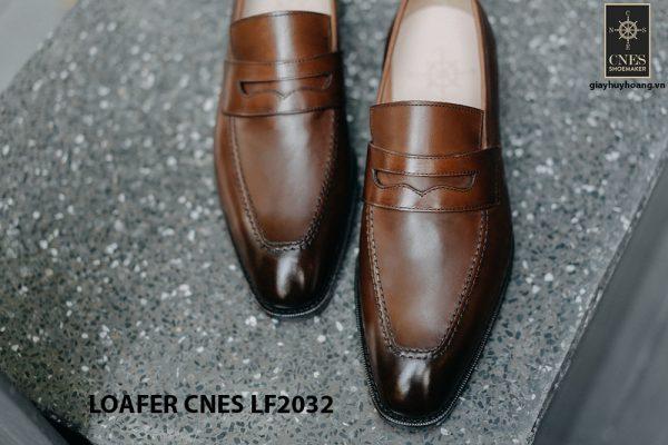 Giày lười nam không dây Loafer CNES LF2032 001