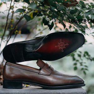 Giày lười nam không dây Loafer CNES LF2032 004