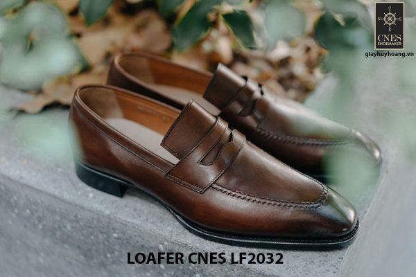 Giày lười nam không dây Loafer CNES LF2032 003
