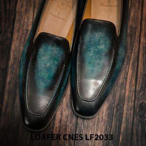 Giày lười nam chính hãng Loafer CNES LF2033 005
