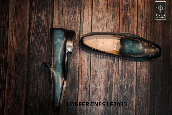 Giày lười nam chính hãng Loafer CNES LF2033 004