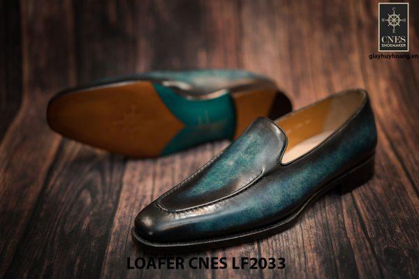 Giày lười nam chính hãng Loafer CNES LF2033 003
