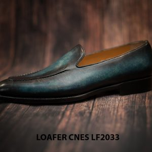 Giày lười nam chính hãng Loafer CNES LF2033 002
