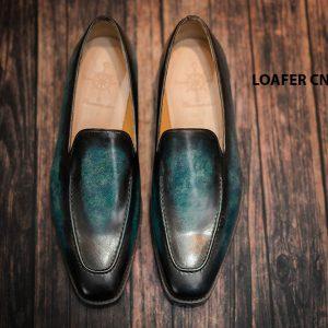 Giày lười nam chính hãng Loafer CNES LF2033 001