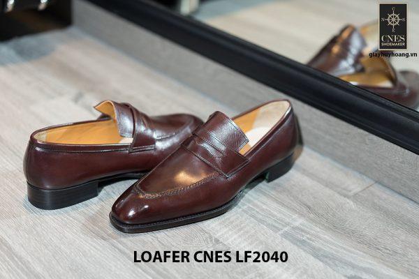 Giày da nam cao cấp Loafer CNES LF2040 007
