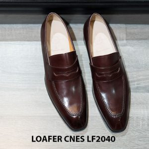 Giày da nam cao cấp Loafer CNES LF2040 001