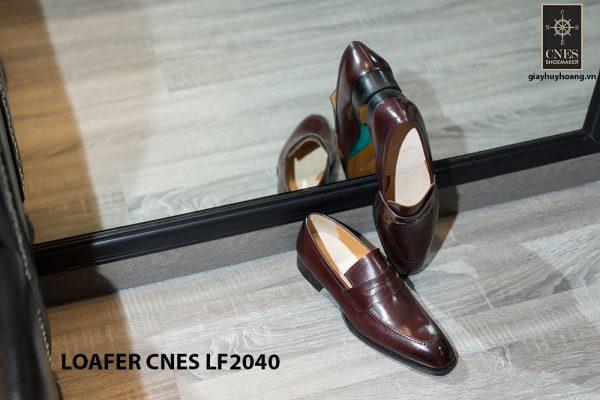 Giày da nam cao cấp Loafer CNES LF2040 005