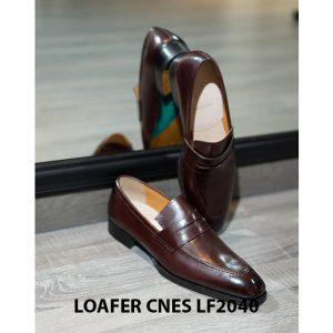 Giày da nam cao cấp Loafer CNES LF2040 003
