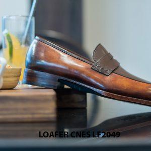 Giày lười nam Loafer CNES LF2049 002