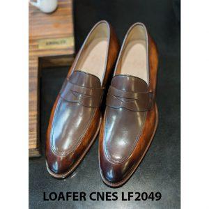 Giày lười nam Loafer CNES LF2049 001