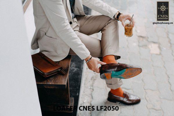 Giày lười nam Loafer CNES LF2050 006