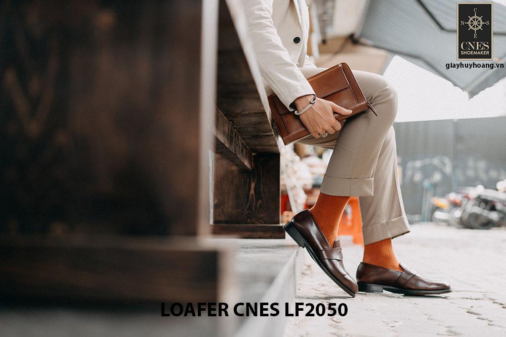Giày lười nam Loafer CNES LF2050 005