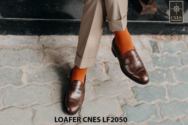 Giày lười nam Loafer CNES LF2050 001