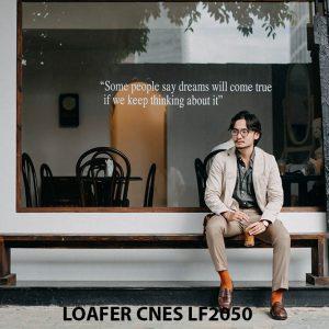 Giày lười nam Loafer CNES LF2050 002