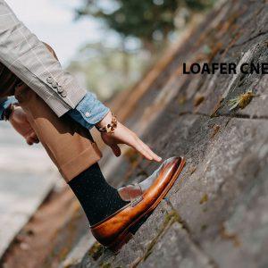 Giày lười nam cao cấp Loafer CNES LF2020 004