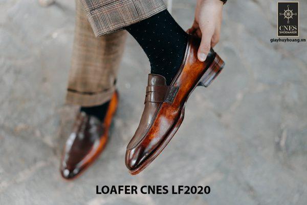 Giày lười nam cao cấp Loafer CNES LF2020 001