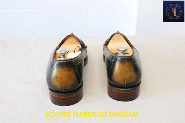 [Outlet Size 41] Giày lười đa sắc Loafer Marengo MGR84M 006