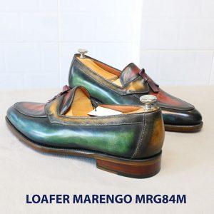 [Outlet Size 41] Giày lười đa sắc Loafer Marengo MGR84M 005
