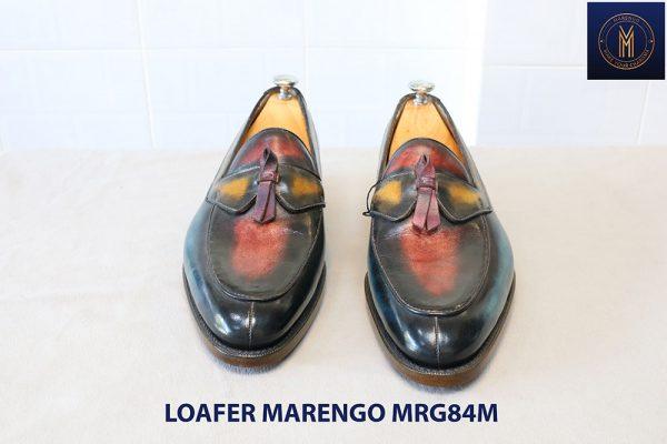 [Outlet Size 41] Giày lười đa sắc Loafer Marengo MGR84M 002