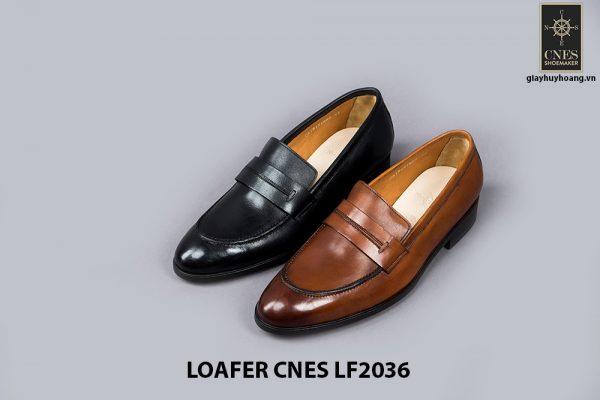 Giày lười nam cao cấp Loafer CNES LF2036 008