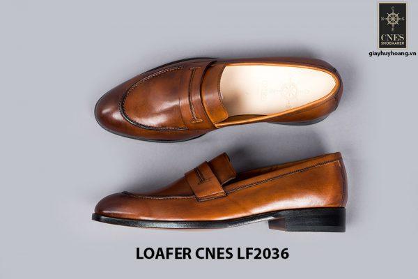 Giày lười nam cao cấp Loafer CNES LF2036 004