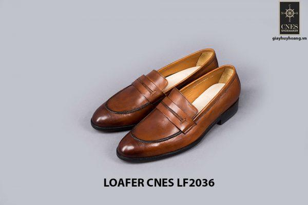 Giày lười nam cao cấp Loafer CNES LF2036 003