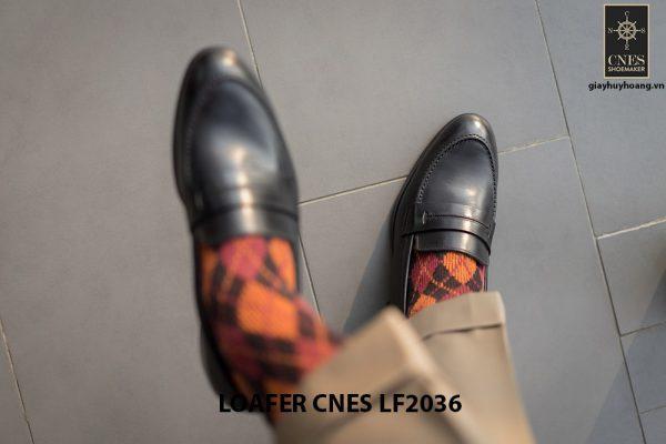 Giày lười nam cao cấp Loafer CNES LF2036 001