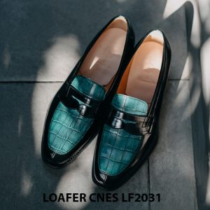 Giày lười nam chính hãng Loafer CNES LF2031 001