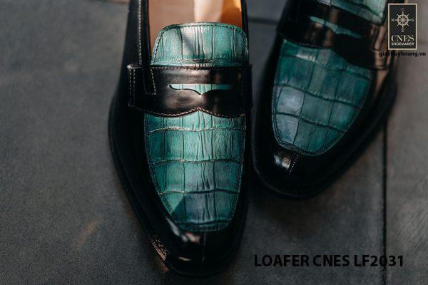 Giày lười nam chính hãng Loafer CNES LF2031 004