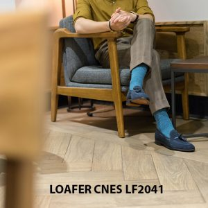 Giày lười nam đẹp Loafer CNES LF2041 004