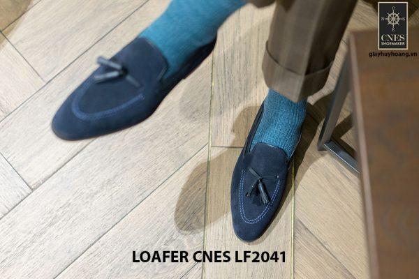 Giày lười nam đẹp Loafer CNES LF2041 002