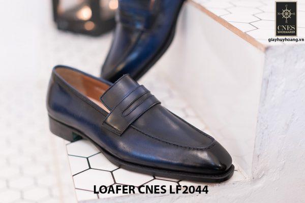 Giày lười nam thủ công Loafer CNES LF2044 001