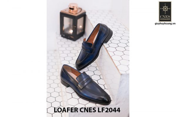 Giày lười nam thủ công Loafer CNES LF2044 003