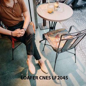 Giày lười nam chính hãng Loafer CNES LF2045 003