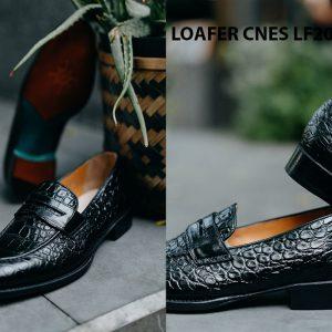 Giày lười nam cao cấp Loafer CNES LF2046 003