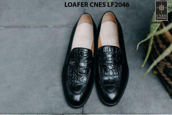Giày lười nam cao cấp Loafer CNES LF2046 001