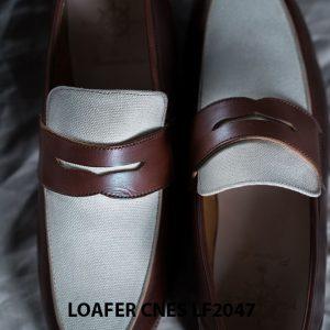 Giày không dây nam Loafer CNES LF2047 007