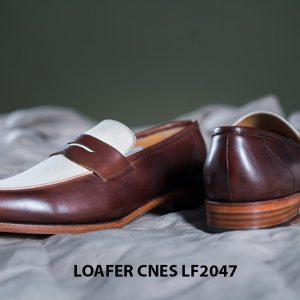 Giày không dây nam Loafer CNES LF2047 006