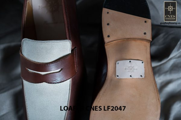 Giày không dây nam Loafer CNES LF2047 005