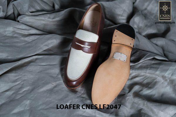 Giày không dây nam Loafer CNES LF2047 004