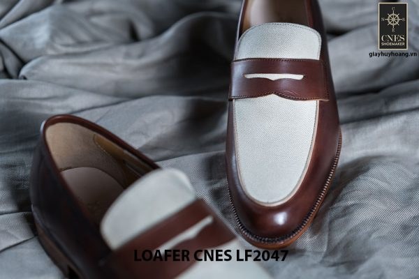 Giày không dây nam Loafer CNES LF2047 003