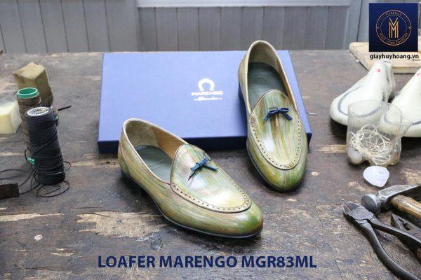 Giày lười size 36 Loafer Marengo MGR83ML 005