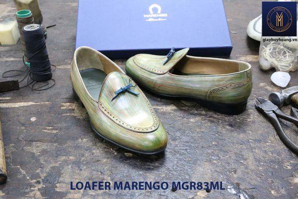 Giày lười size 36 Loafer Marengo MGR83ML 003