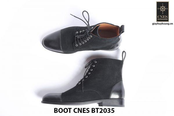 Giày tây nam phong cách Boot CNES BT2035 004