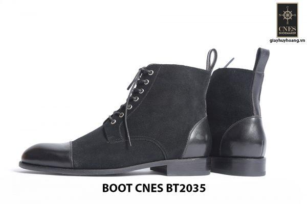 Giày tây nam phong cách Boot CNES BT2035 003
